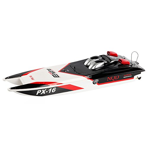 Speed Racing Boat Power Remote Control Storm Engine Performance ()