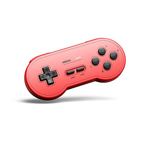 8Bitdo Sn30 Bluetooth Gamepad (GP Red Edition) - Nintendo Switch