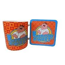 Family Guy Mug & Coaster Gift Set