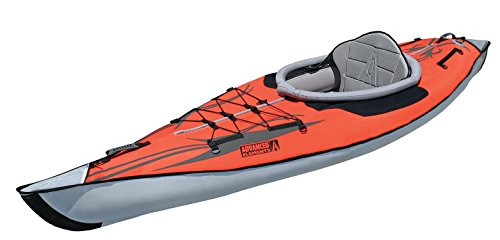 Advanced Elements Lagoon Kayak - Advanced Elements AE1012-R AdvancedFrame Inflatable Kayak