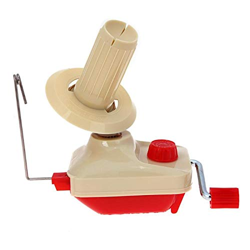 Winder Yarn - Household Yarn Fiber String Ball Wool Winder Holder Craft Tool Hand Operated Cable Machine - by Nisson