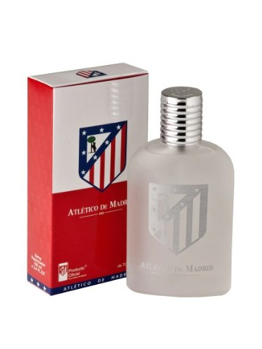 Agua de colonia atletico madrid con vaporizador 100 ml.: Amazon.es: Belleza