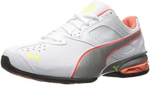 PUMA Women's Tazon 6 WN's FM Cross Trainer Shoe, Puma White