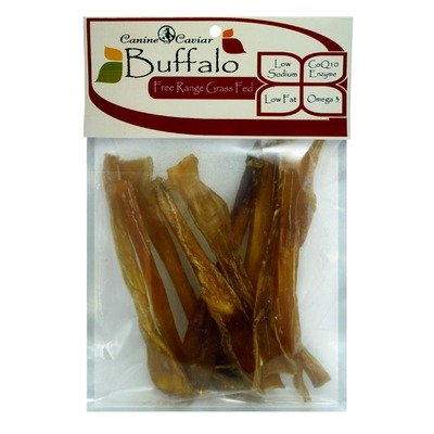 Canine Caviar 10-Piece Buffalo Toothpick, 6-Inch, My Pet Supplies
