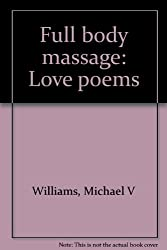 Full body massage: Love poems