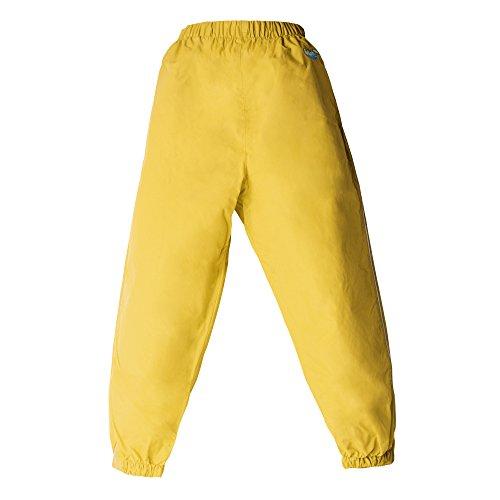 (Splashy Rain Pants (6X/7, Yellow) )