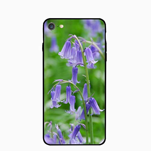 (Personalized Flowers Meadow Grass Bells iPhone 6/6s Case for [4.7 inch])