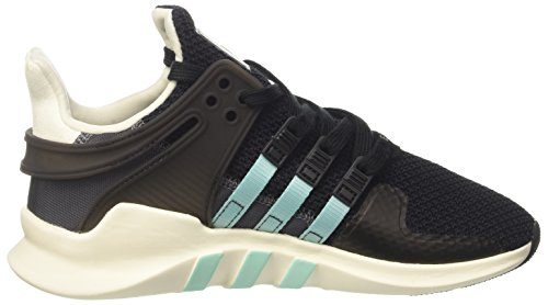 Multicolor Women's Aqua Low Grey Top Black Clear a Support Granite adidas Core Sneakers Equipment aHqw8pp