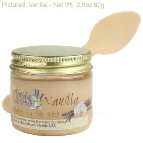Floride sel Scrubs - Vanilla 2,9 oz
