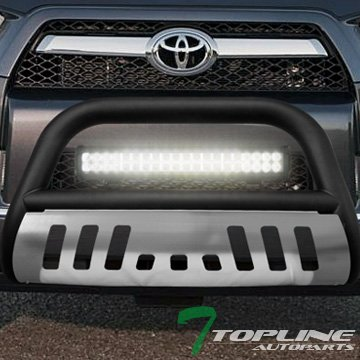 2012 4runner grille guard - 9