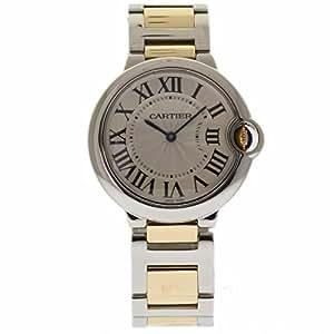 Cartier Ballon Bleu 36mm swiss-automatic mens Watch W6920047 (Certified Pre-owned)
