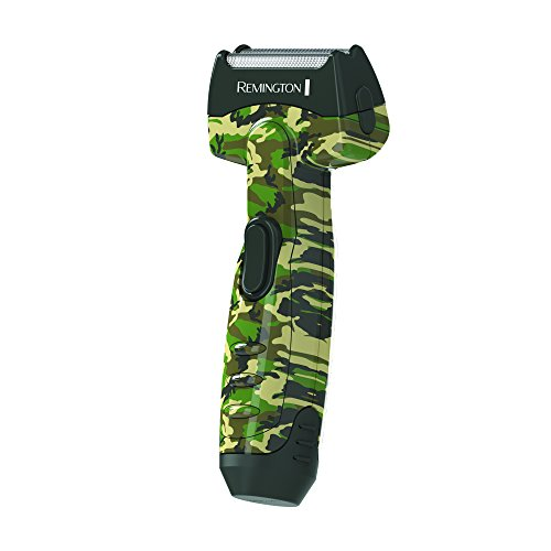 Remington MSC140CAMO Dual Flex Foil Shaver, Camo