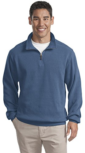 1/4 Zip Pullover Harbor - 7