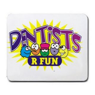 DENTISTS R FUN Mousepad [Office Product]: Amazon.es: Electrónica