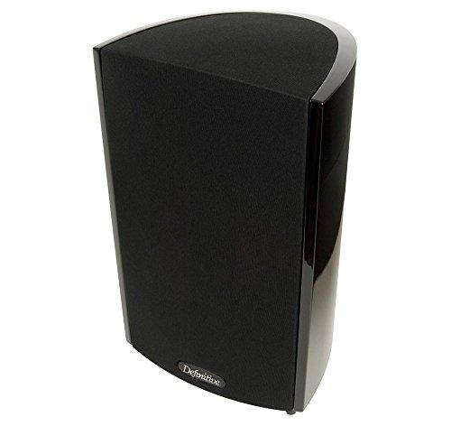 Definitive Technology ProMonitor 1000 Bookshelf Speaker (Single, Black) by Definitive Technology