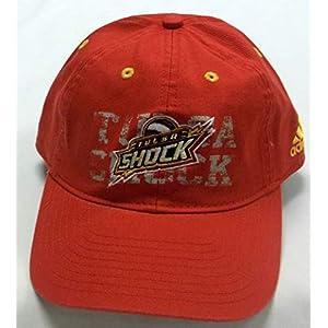 adidas WNBA Tulsa Shock Slouch Adjustable Strap Hat – OSFM EX30Z