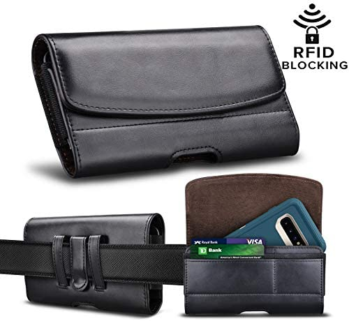 Holster iPhone Galaxy Leather Carrying product image
