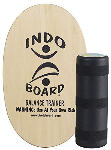 Indo Board Balance Board Original with Roller - Natural