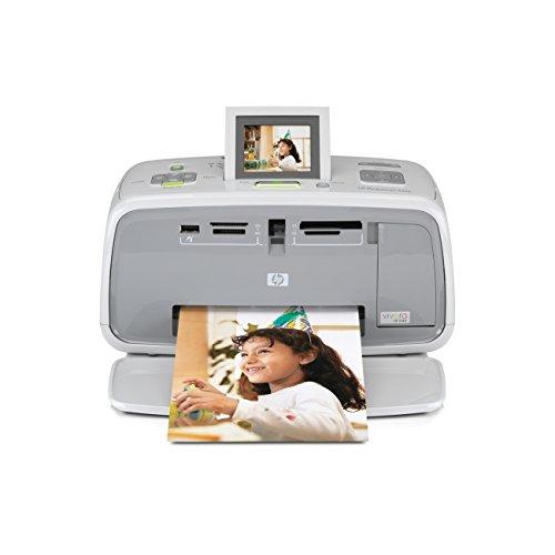 HP Q7112A HP Photosmart A616 Compact Photo Printer - Includes HP 110 Tri-c ()
