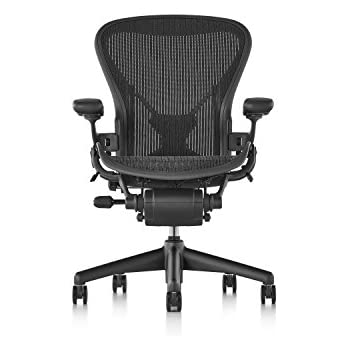Superbe Herman Miller Classic Aeron Chair   Size B, Posture Fit