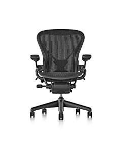 Herman Miller Classic Aeron Chair Fully Adjustable C Size Adj