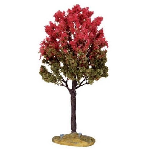 6in Black Tupelo Fall Tree ()