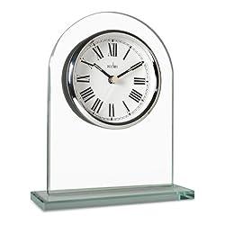 Acctim 36537 Adelaide Mantel Clock Glass