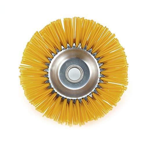 BianchiPag diámetro Exterior 200 mm Foro Interior 25, 4 mm Pincel ...