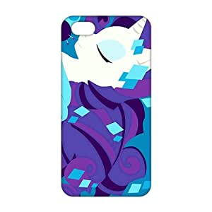 2015 Ultra Thin 3D Case Cover My Little pony Phone Case for iPhone 5s