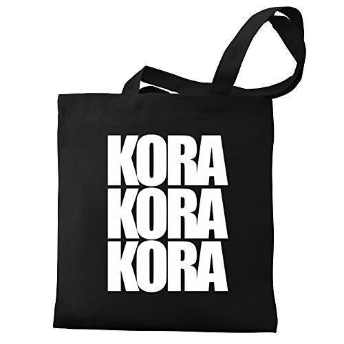 Eddany Kora three words Bereich für Taschen