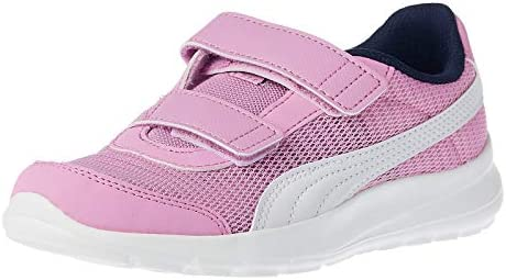 Sells yksityiskohtainen ilme uusin Puma Stepfleex 2un Mesh V PS Running Shoes for Boys 35 EU ...
