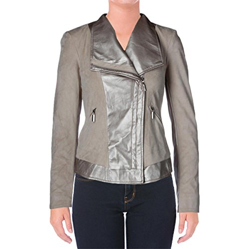Vakko Leather Coat - 3