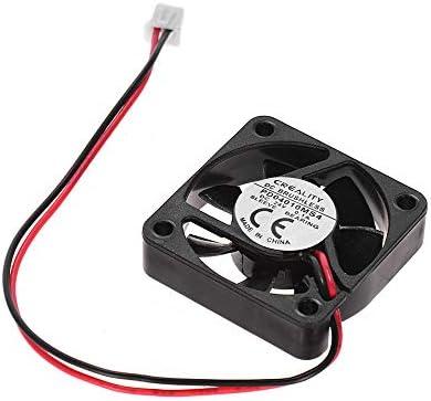 Aibecy Ventilador de enfriamiento sin escobillas 4010 24 V CC 40 ...