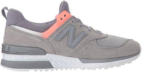New Balance WS574 W Schuhe Hellgrau