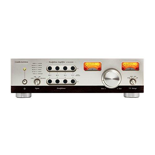 Audio-Technica AT-HA5050H tube-hybrid Headphone Amp/DSD - Hybrid Amp Headphone
