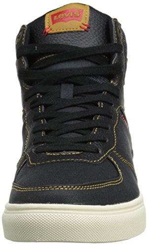 Levis Black Levis Mens Sneaker Jeffrey Mens Hi Indigo Casual Fashion Jeffrey PEAFzZzx