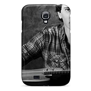 Samsung Galaxy S4 Qyf985fjUL Allow Personal Design Beautiful Papa Roach Skin Shock-Absorbing Hard Phone Covers -CharlesPoirier