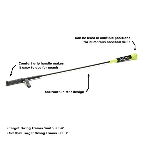 Large Product Image of SKLZ Target Swing Trainer. Baseball Batting Training Aid for Ages 7+ (52