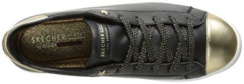 Hi Black Allenatori Lite Skechers Donna Gold zw6qqx4
