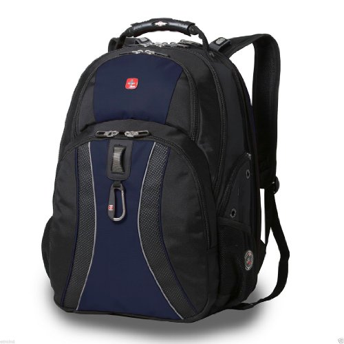 SwissGear ScanSmart Laptop Backpack Blue