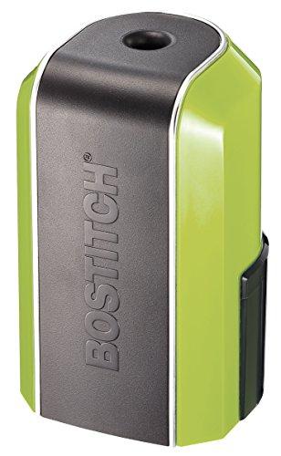 ttery Pencil Sharpener, Green (BPS3V-GREEN) ()