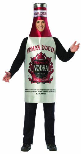 Rasta (Liquor Halloween Costumes)