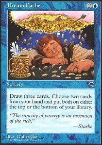 - Magic: the Gathering - Dream Cache - Tempest