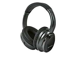 Monoprice Hi-Fi Active Noise Cancelling Headphone w/Active Noise Reduction Technology (10010)