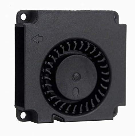 GDSTIME Blower Fan 12V 2 Pack 40mm 40x10mm 4010 DC Brushless Cooling for 3D Printer