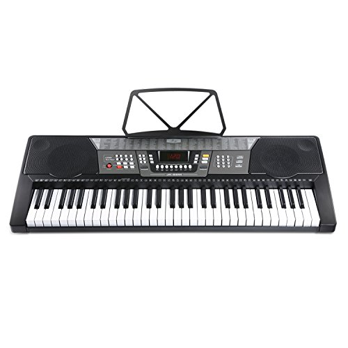 Joy JK-66M 61-Key Simulation Piano Electronic Keyboard With USB for Beginners by Joy