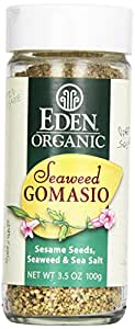 EDEN® ORGANIC SEAWEED GOMASIO 3.5 OZ