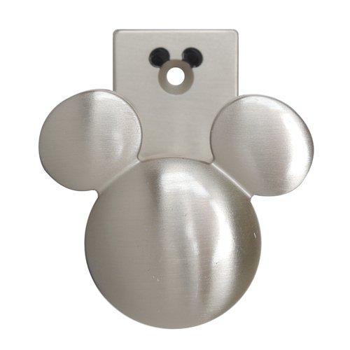 Nagasawa Plant Wall hook Mickey Mouse hook 35000WB Silver 35000WB Review