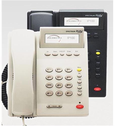 TeleMatrix IP 100 Ash Office electronics