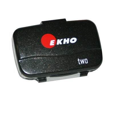 Ekho Pedometer - Deluxe - Steps and Distance - Case of 25